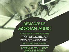 Morgan Audic – Trop de morts au pays des merveilles