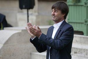 La nomination de Nicolas Hulot fait chuter les actions d'EDF en bourse