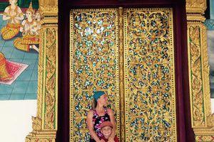 Carte postale… du Laos !