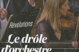 Révélations Le drôle d'orchestre de l'épouse de Manuel Valls