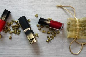 Color Riche Gold Obsession Revue et Swatches