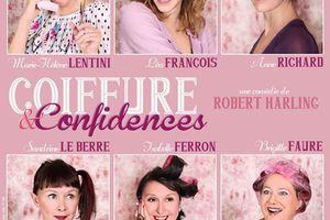 Coiffure et Confidences au Théâtre Michel !
