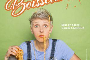 Charlotte Boisselier dans IMMATURE à l'ARTEBAR THÉÂTRE à Avignon #OFF17
