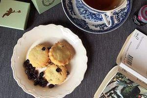 Almond scones - gluten free!