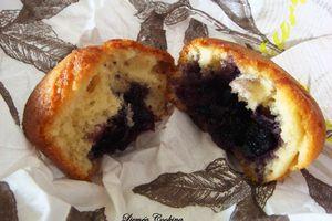 Muffin à la confiture St Dalfour