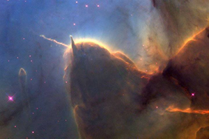 ASTRONOMIE : La nébuleuse Trifide