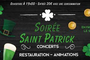 soirée St Patrick le 1er Avril