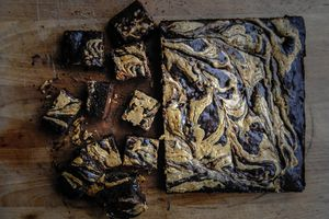 Banana Bread au beurre de cacahuete