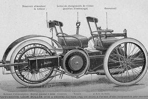 La voiturette Léon Bollée