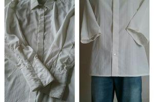 Une petite chemise pour mon amie Marie