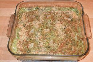 Choux verts (ou choux cavalier) au gratin thermomix ou pas