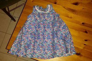 Création du jour, robe d'été