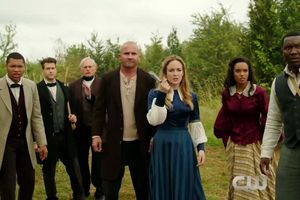 DC's Legends of Tomorrow Saison 2 Episode 04 Vostfr S2E04