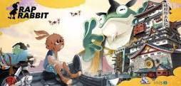 Project Rap Rabbit, un jeu de rythme en vidéo