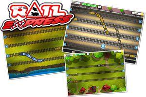 Rail Express, un jeu de plateforme pour les passionnés de trains