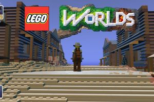 LEGO Worlds sort sur Nintendo Switch en septembre