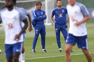 Antonio Conte replies critics on his training sessions.