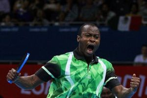 Aruna Quadri crashes out at the ITTA world cup