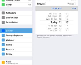 Exemples des écrans d'iPad compris dans ce kit gratuit.