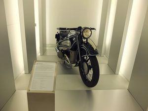 BMW Museum : un plongeon dans l'histoire