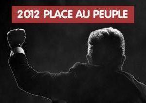 Hugo Chavez et Jean-Luc Mélenchon mènent le même combat. Pour le Peuple.