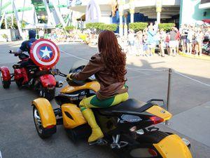 Marvel Super Hero Island : Universal's Island of Adventure