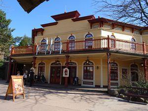 Les restaurants de Frontierland à Disneyland Paris