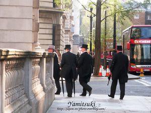 Quelques clichés londonniens pris lors de cette première journée.