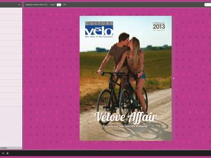 Envie de lire un catalogue &quot&#x3B;Culture Vélo 2013&quot&#x3B;
