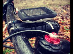 Garmin EDGE 510 -&gt&#x3B; Test en cours