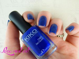 Ink blue  (335) - Kiko