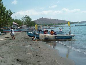 Traversée vers Bali