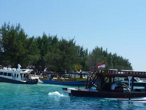 Lombok ==&gt&#x3B; Gili Trawangan