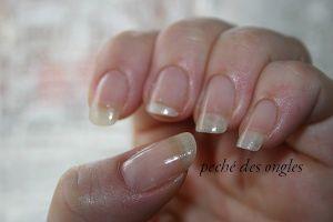 Mes ongles au naturels...