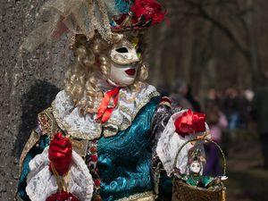 Carnaval comme à Venise, Soisy sur seine
