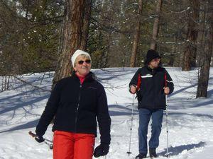 Dernières descentes pour les skieurs et dernières balades pour les marcheurs, la semaine s'achève, nous reprenons la route dans la soirée pour La Bretagne. Trés beau séjour avec Les Voyages Ferron