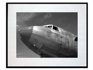 photo-avion-nez-du-Douglas-DC-3-AV0937
