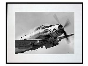 photo-avion-douglas-AD-4-skyraider-AV0747