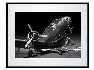 photo-avion-Douglas-DC-3-TWA-AV2295