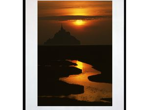 photo-effet-lave-d'un-volcan-au-mont-saint-michel-MS0181