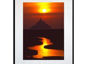 photo-de-l'effet-volcan-au-mont-saint-michel-MS0151