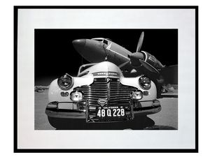 photo-douglas-DC-3-voiture-chevrolet-AV2215