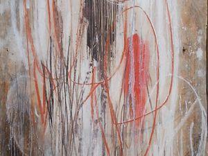 Acrylique + pastel sur bois / F : 60x120 cm / 2013