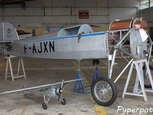 Ainsi que le magnifique Morane 181 N°1 F-AIYH datant de 1928.