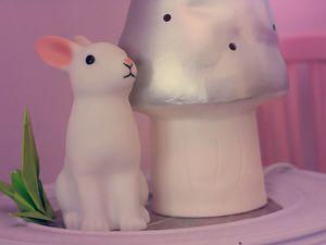 Code promo lampe lapin Egmont Toys