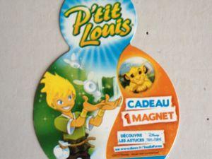 Nouvelle série de magnet : PTIT LOUIS de FROMARSAC