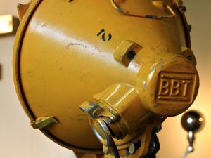 Projecteur industriel BBT (vendu)