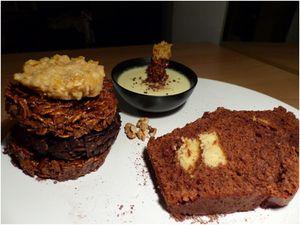Défi culinaire n°5 : Dessert sur le thème &quot&#x3B;3 chocolats&quot&#x3B;.