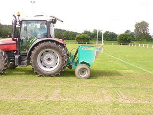 Rénovation du terrain de rugby du stade &quot&#x3B;Roger Borderie&quot&#x3B;