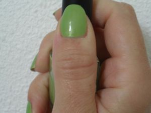 Kiko &quot&#x3B;N° 390, light green&quot&#x3B;